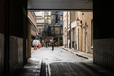 Londen - Straatje