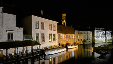 Brugge by night 2