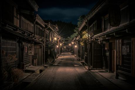 Sfeervol Takayama