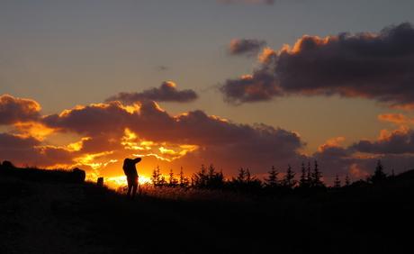 Wie schiet het mooiste plaatje van de zonsondergang?