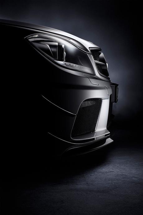 Mercedes-Benz C63 AMG - Car Fine Art