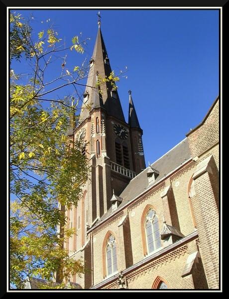 Kerk in budel