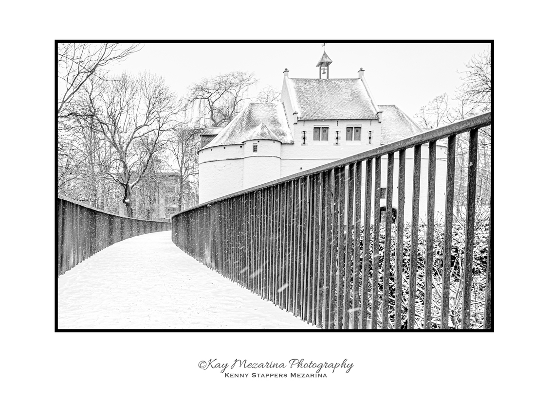 the bridge to the skulls house - - - foto door kennystappersmezarina op 07-02-2021