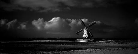 de witte molen