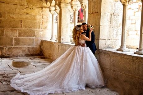 bruidspaar in Roemenie