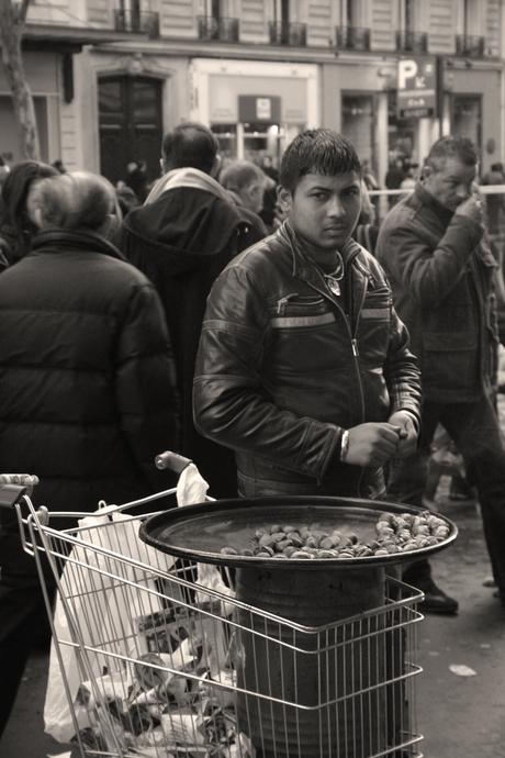 Straatverkoper