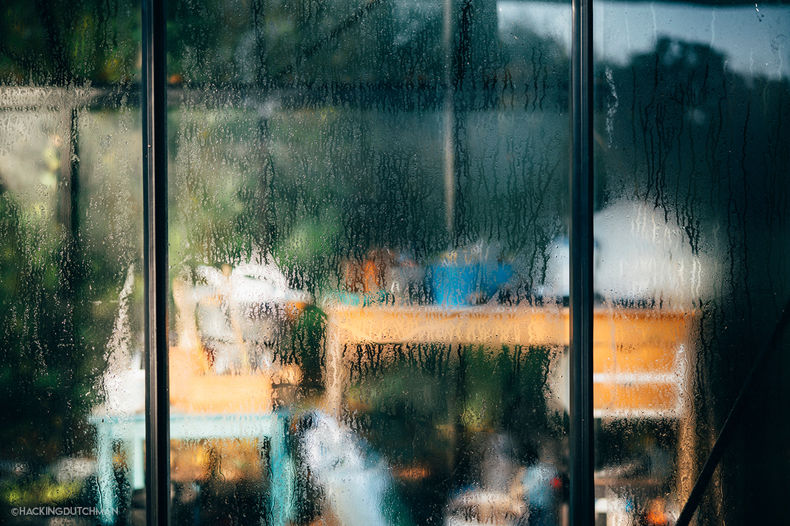 Vochtig - De tuinkas op een koude doch zonnige morgen.    ©MotionMan 2020 - foto door motionman op 12-12-2020 - deze foto bevat: kleuren, kleur, test, plant, natuur, herfst, tuin, morgen, winter, reflectie, planten, anders, druppels, experiment, kas, glazen, sfeer, kleurrijk, waterdruppels, warm, apart, fotografie, scherptediepte, zonnig, vocht, dof, groei, vroeg, sfeervol, warme, tuinieren, bokeh, groeien, vochtig, organisch, tuinkas, persepctief, glazenkas