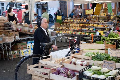 Op de fiets naar de markt?