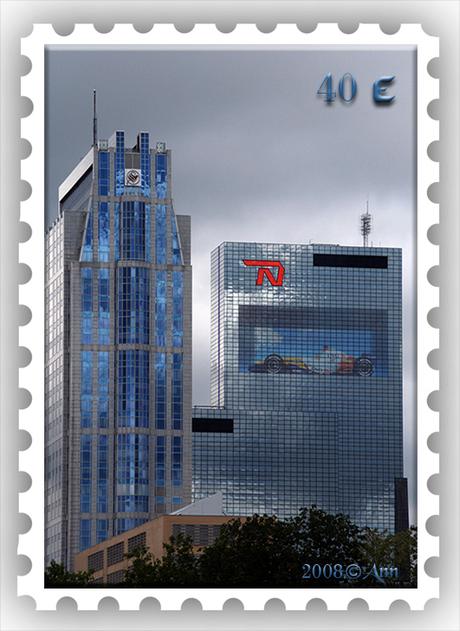 Postzegel 2
