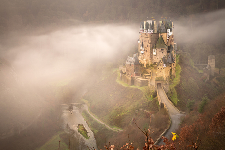 Castle in the Morning