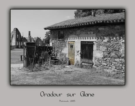 Oradour sur Glane III - France