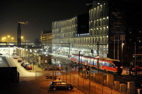 Enschede NS-station