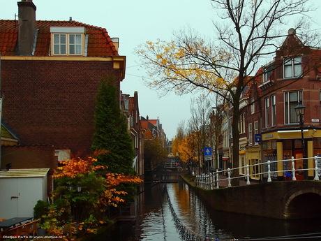 Delft voldersgracht