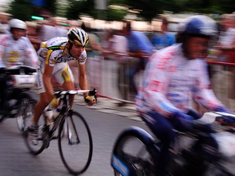 Mark Cavendish - Last Straight Line to the Finish