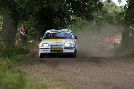 Opel kadett hellendoorn 2007