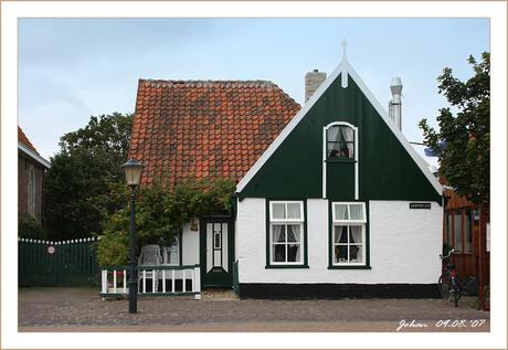 Huisje Texel, De koog