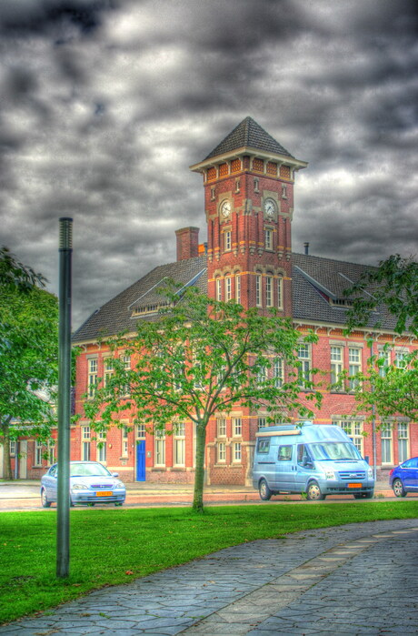Toren Kromhoutpark