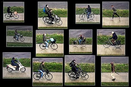 Nederland fiets- en wandelland...................