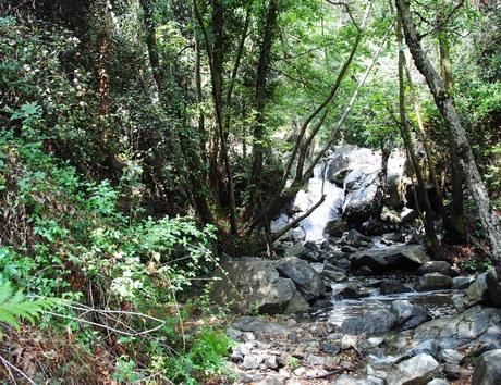 Waterval op Cyprus