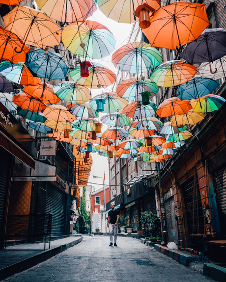 Kleurrijk Istanbul
