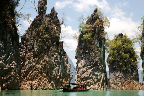 National park Khao Sok
