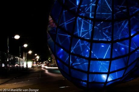 Het blauwe Hart van Delft