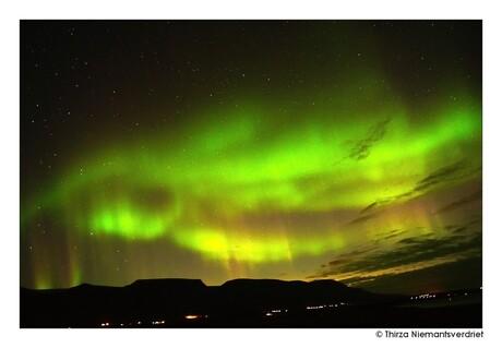 Starry Nights of Akureyri