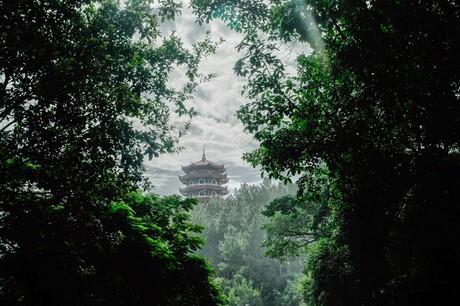 Pagode in Vietnam
