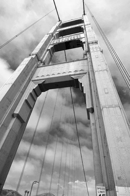 Golden Gate Bridge - - - foto door matthijs_mieke op 17-02-2009 - deze foto bevat: golden, san, francisco, gate