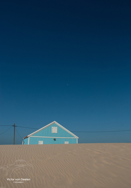 Zand en zon