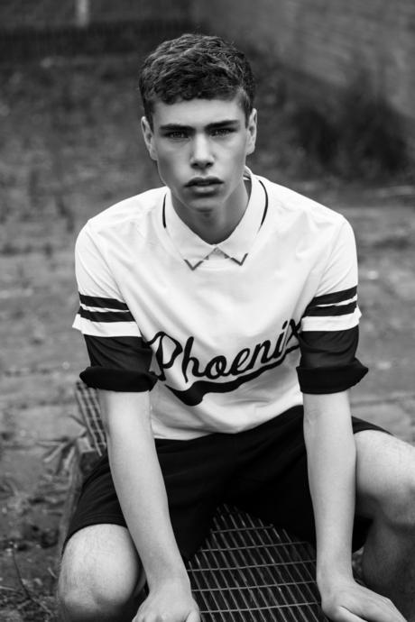 Mike @Alpha Male models