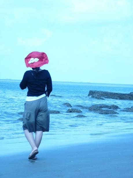 naar de zee