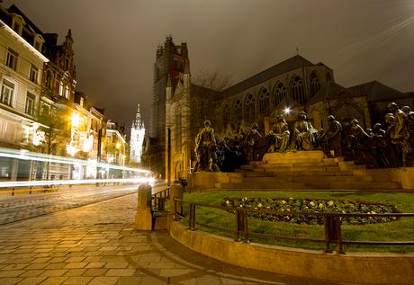 Kerk Gent