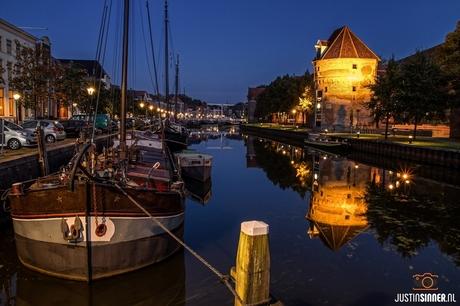 Zomaar een avond in Zwolle.