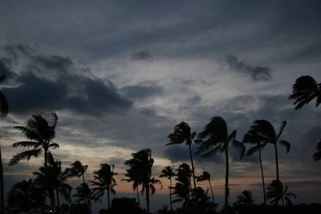 Sunset Big Island of Hawaii