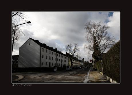 Aachen, die Strasse