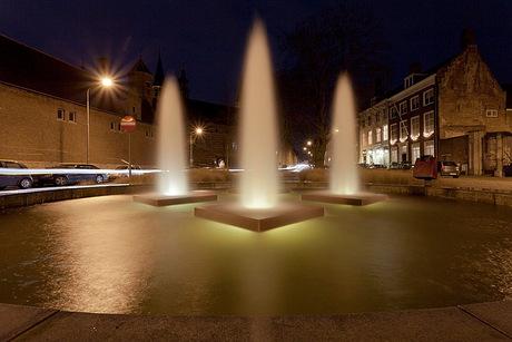 langzame fontein
