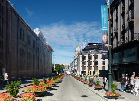 Oslo Noorwegen.