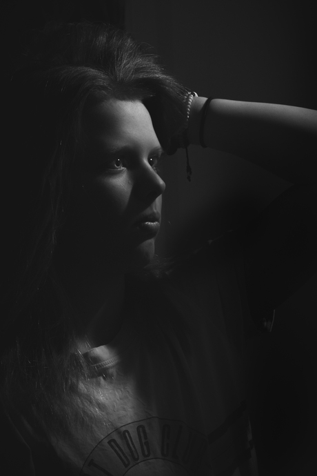 Dromerig portret