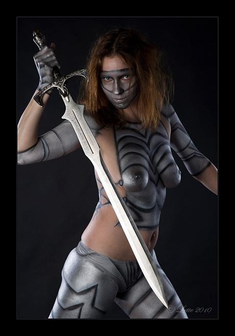 Warrior Silver