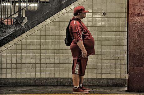 metrostation New York.