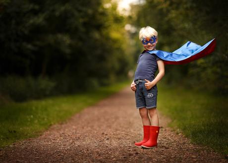 Mijn Superheld!