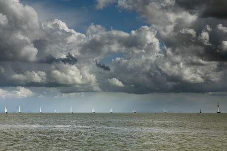 IJselmeer bij Hoorn