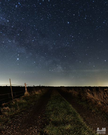 Welcome Milky way