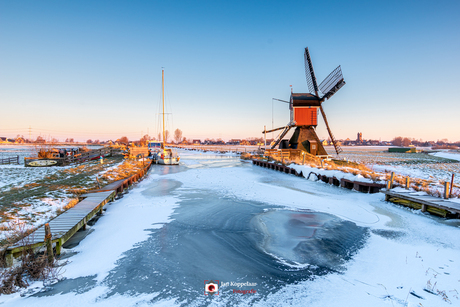 Icy mill