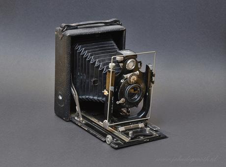 De eerste camera in de familie