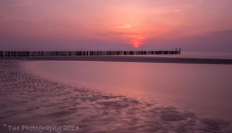 Sunset @ Domburg