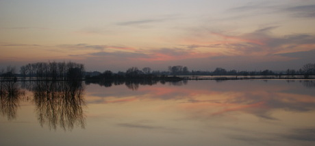 SunSet over de IJssel