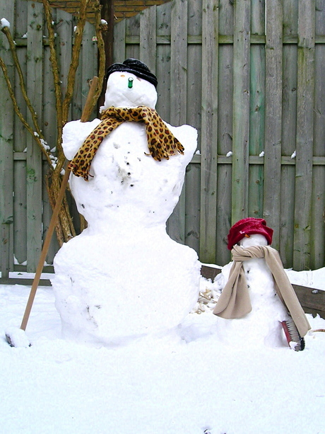 Dag witte winter...