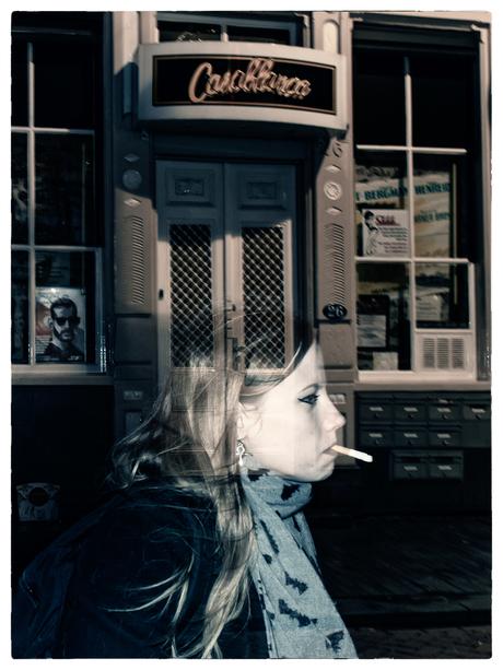 Marlboro girl